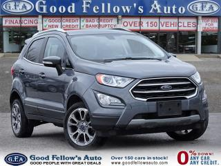 Used 2018 Ford EcoSport Zero Down Car Financing ..! for sale in Toronto, ON