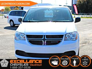 Used 2017 Dodge Grand Caravan Familiale 4 portes SXT for sale in Vaudreuil-Dorion, QC