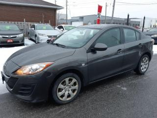 Used 2010 Mazda MAZDA3 GX, AUTOMATIC, 193 km for sale in Ottawa, ON