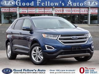Used 2017 Ford Edge SEL MODEL, 2L 4CYL, REARVIEW CAMERA, HEATED SEATS for sale in Toronto, ON
