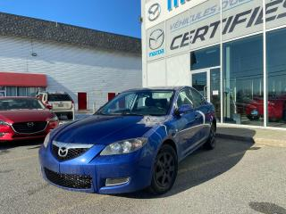 Used 2008 Mazda MAZDA3 GS for sale in St-Hyacinthe, QC