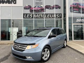 Used 2011 Honda Odyssey Touring for sale in St-Hyacinthe, QC