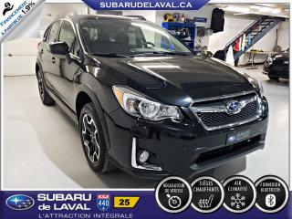 Used 2016 Subaru XV Crosstrek 2.0i Touring for sale in Laval, QC