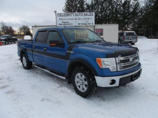 Used 2013 Ford F-150 XLT XTR 4X4 4 DOOR for sale in Elmvale, ON