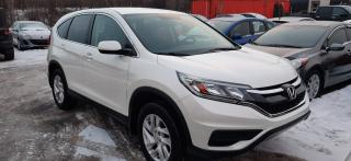 Used 2015 Honda CR-V SE for sale in Rivière-Du-Loup, QC