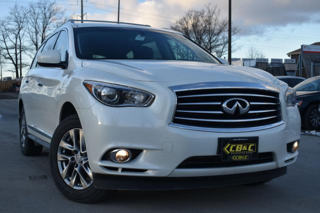 2015 Infiniti QX60 NO ACCIDENTS - ONE OWNER