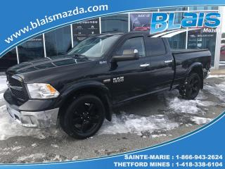 Used 2016 RAM 1500 QUAD  Outdoorsman for sale in Ste-Marie, QC