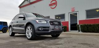 Used 2015 Audi Q5 3.0T SQ5 navigation. Price reduced! for sale in Tillsonburg, ON