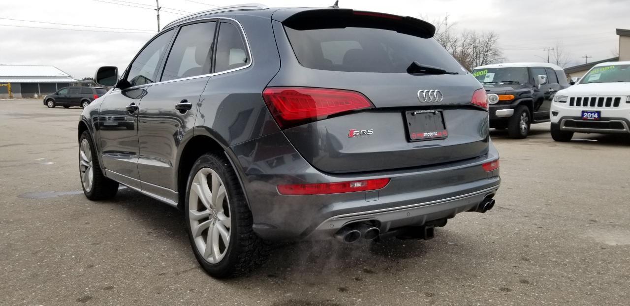 2015 Audi SQ5