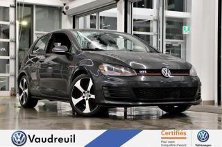 Used 2015 Volkswagen Golf GTI Autobahn * NAV * TOIT * 18 PO for sale in Vaudreuil-Dorion, QC