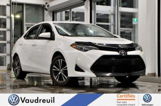 Used 2017 Toyota Corolla LE * TOIT * VOLANT CHAUFF for sale in Vaudreuil-Dorion, QC