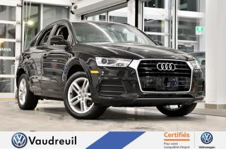 Used 2016 Audi Q3 2.0T Komfort quattro * TOIT * 18 PO for sale in Vaudreuil-Dorion, QC