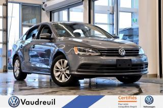 Used 2016 Volkswagen Jetta 1.4 TSI Trendline+ * TOIT * 16 POUCES for sale in Vaudreuil-Dorion, QC