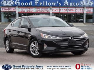 Used 2020 Hyundai Elantra PREFERRD MODEL, SUNROOF, REARVIEW CAMERA for sale in Toronto, ON
