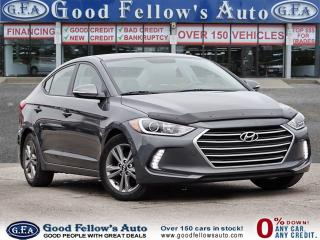 Used 2017 Hyundai Elantra GL MODEL, 4CYL 2L, REARVIEW CAMERA, DRIVER ASSIST for sale in Toronto, ON