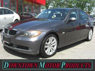 Used 2006 BMW 3 Series 325i for sale in London, ON