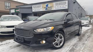 Used 2016 Ford Fusion Titanium for sale in Etobicoke, ON