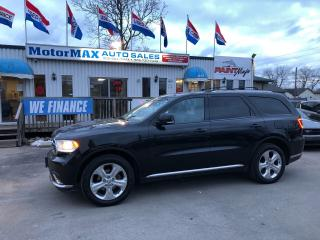 Used 2015 Dodge Durango Limited for sale in Stoney Creek, ON