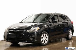 Used 2012 Subaru Impreza 2.0i for sale in Brossard, QC