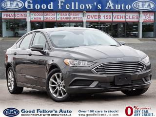 Used 2017 Ford Fusion SE MODEL, 2.5L 4CYL, VOICE COMMAND/ RECOGNITION for sale in Toronto, ON