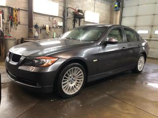 Used 2008 BMW 3 Series 4dr Sdn 328xi AWD for sale in St-Constant, QC