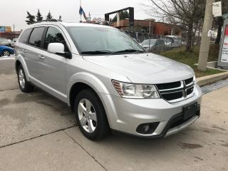 Used 2011 Dodge Journey 7PASSENGERS,ALLOYS,SAFETY+3YEARS WARRANTY INCLUDED for sale in Toronto, ON