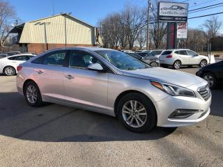 Used 2016 Hyundai Sonata GLS-Air-Mags-Toit-Camera-Jamais Accidentée for sale in Laval, QC