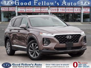 Used 2019 Hyundai Santa Fe PREFERRD , DRIVER ASSIST, 2.4L, AWD, HEATED SEATS for sale in Toronto, ON