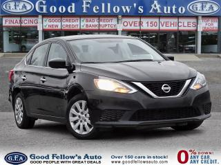 Used 2017 Nissan Sentra SV MODEL, REARVIEW CAMERA, HEATED SEATS, 1.8LITTER for sale in Toronto, ON