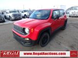 Photo of Red 2016 Jeep Renegade