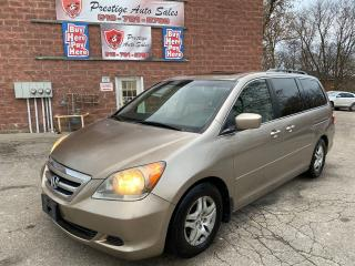 Used 2006 Honda Odyssey EX-L/8 SEATS/SAFETY INCLUDED for sale in Cambridge, ON