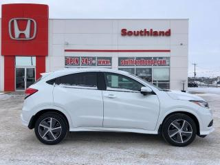 New 2020 Honda HR-V Touring for sale in Winkler, MB