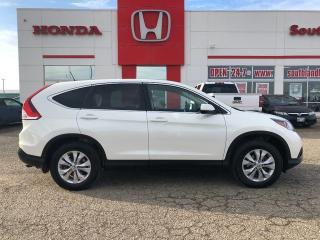 Used 2014 Honda CR-V EX-L for sale in Winkler, MB