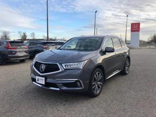 Used 2019 Acura MDX Elite for sale in Winkler, MB