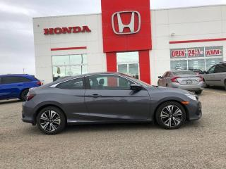 Used 2016 Honda Civic COUPE EX-T for sale in Winkler, MB