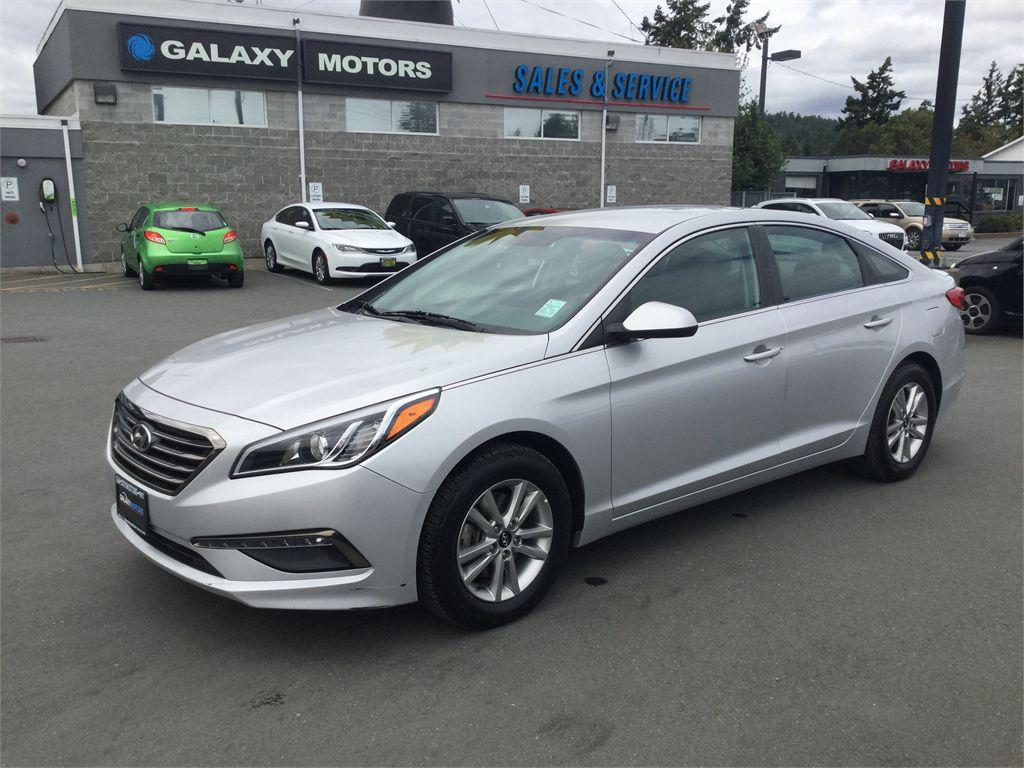 Galaxy Motors Courtenay >> Used 2016 Hyundai Sonata 2.4L GL - Heated Seats Rear Cam Power liftgate for Sale in Victoria ...