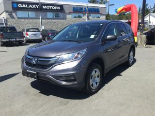 Used 2016 Honda CR-V LX- AWD Heated Seats, Bluetooth for sale in Victoria, BC