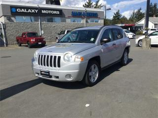 Used 2007 Jeep Compass SPORT- AC Aux Input CD Player for sale in Victoria, BC