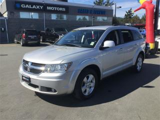 Used 2010 Dodge Journey SXT - DVD player Infinity Audio Back Up Camera for sale in Victoria, BC