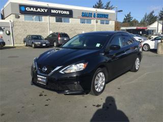 Used 2016 Nissan Sentra S- AUX Input CD Player Life Time *Free* Car Washes for sale in Victoria, BC