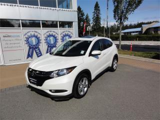Used 2016 Honda HR-V EX- Bluetooth Heated Seats Back Up Camera for sale in Victoria, BC