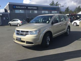 Used 2011 Dodge Journey CANADA VALUE PKG- Keyless Ignition AUX AC for sale in Victoria, BC