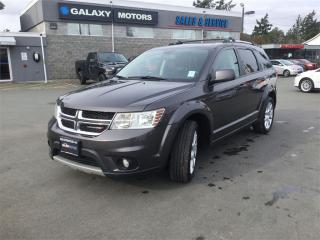 Used 2015 Dodge Journey LIMITED - Heated Front Seats Keyless Ignition DVD Player for sale in Victoria, BC