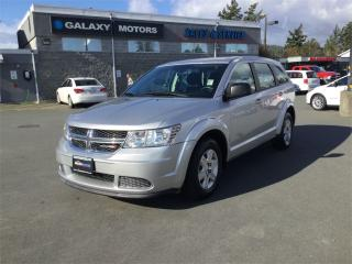 Used 2012 Dodge Journey CANADA VALUE PKG - Keyless Ignition 7 Seater! for sale in Victoria, BC