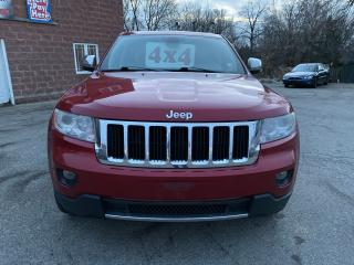 Used 2011 Jeep Grand Cherokee Limited/3.6L/4X4/2 SETS OF TIRES/ONE OWNER/SAFETY for sale in Cambridge, ON