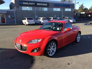 Used 2012 Mazda Miata MX-5 GT - Convertible Hart Top Heated Seats Dual Exhaust for sale in Victoria, BC