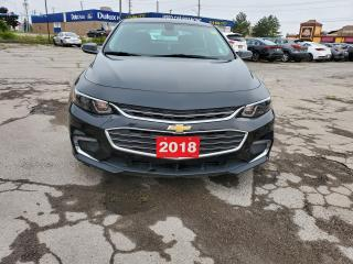 Used 2018 Chevrolet Malibu for sale in London, ON