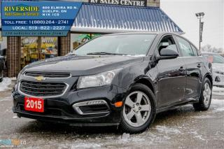 Used 2015 Chevrolet Cruze 2LT for sale in Guelph, ON