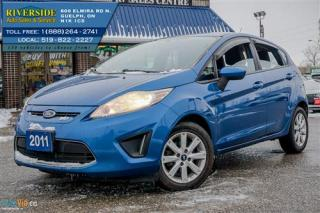 Used 2011 Ford Fiesta SE for sale in Guelph, ON