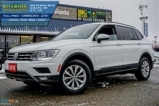 Used 2018 Volkswagen Tiguan S 4Motion for sale in Guelph, ON